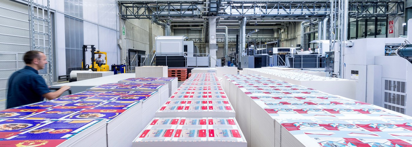 Solutions for the print industry