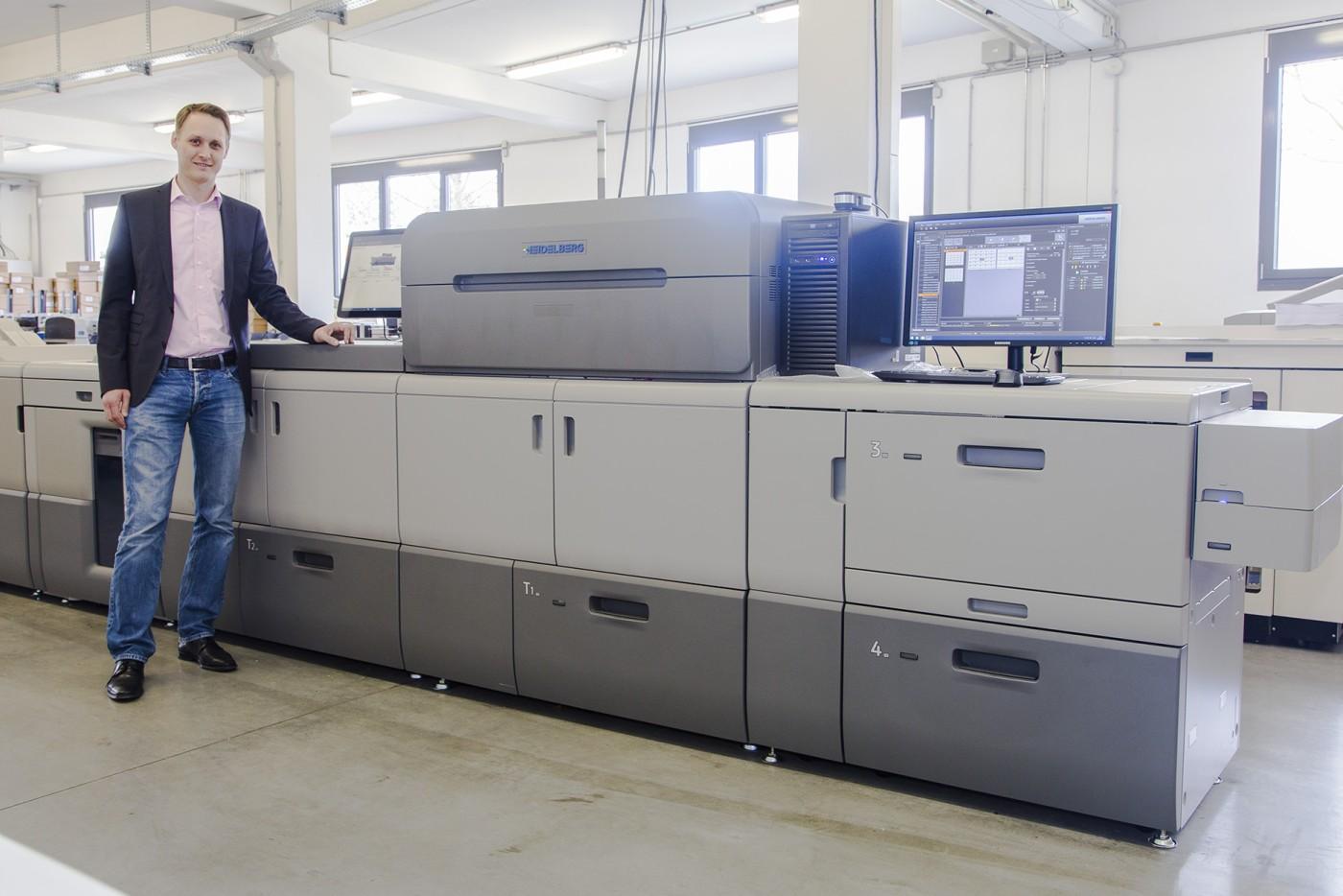 Home Servo Board Heidelberg Circuit For Printing Machine 20180502 2 Versafireep Marcus Unterleider