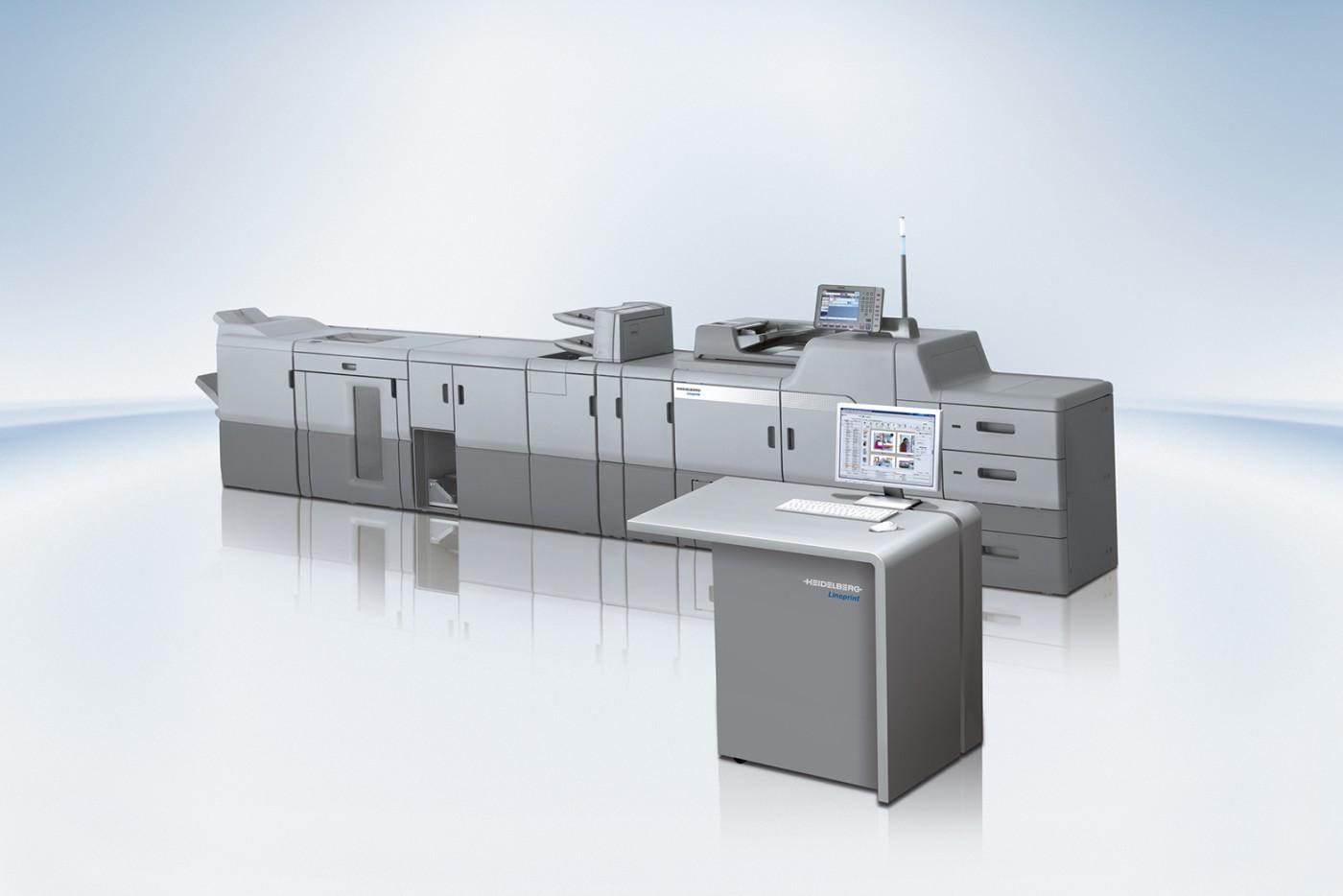 Ricoh, Linoprint C, Digitaldruck, Digital Print
