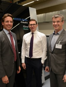 Steffen Schnizer, Marc Schnizer, Stephan Plenz