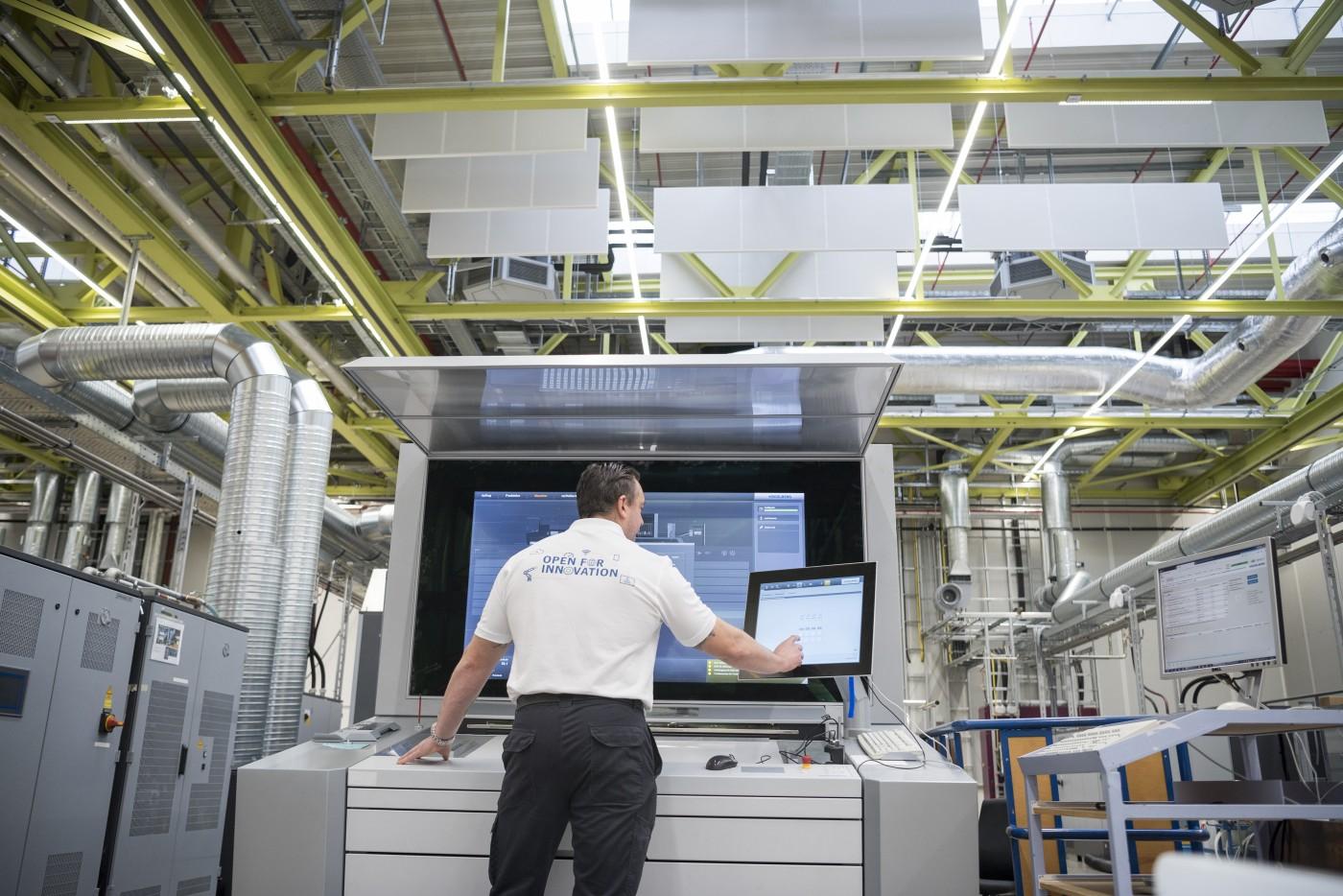 20181213_2_Heidelberg_Innovation_Center_Test_area_Digital_Printing