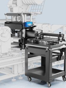 Gallus Labelmaster Rotary-Die-Cut-Unit Quick