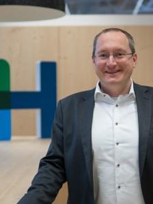 Dr. David Schmedding, Head of Central Europe and Recurring Revenue & Solutions Management, Heidelberger Druckmaschinen AG