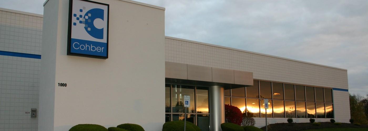 Service, Dienstleistung, Performance Plus, Customer Cohber USA, Kunde Cohber USA