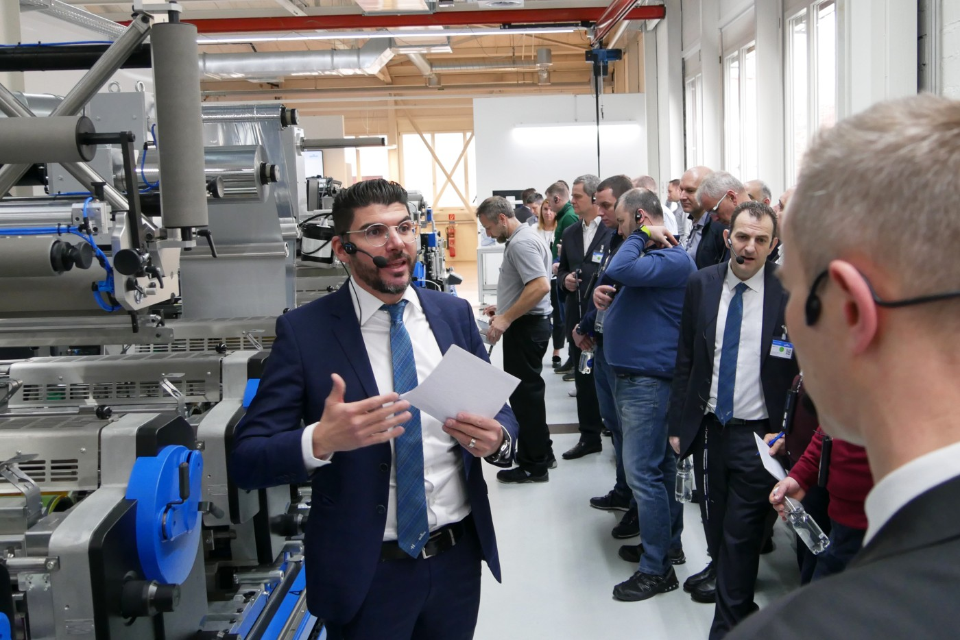 01_Gallus-Open-Day_Labelmaster-with-Rotary-Die-Cut-Unit-Quick