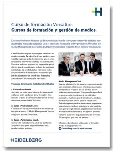 Versafire_Training_es