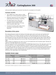 POLAR_CuttingSystem-300_Productsheet