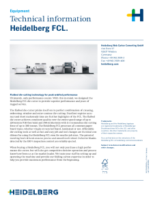heidelberg_fcl_datasheet