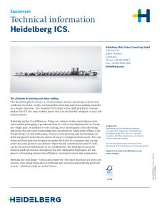 heidelberg_ics_datasheet