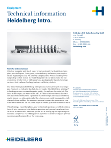 heidelberg_intro_datasheet