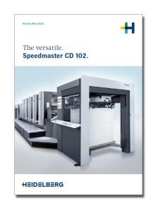 speedmaster-cd-102-product-information