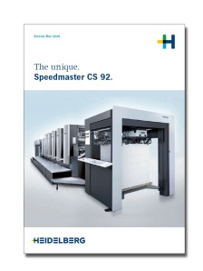 speedmaster-cs-92-product-information