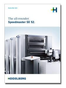 speedmaster-sx-52-product-information