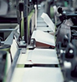 Postpress Packaging – Folding Carton Gluing