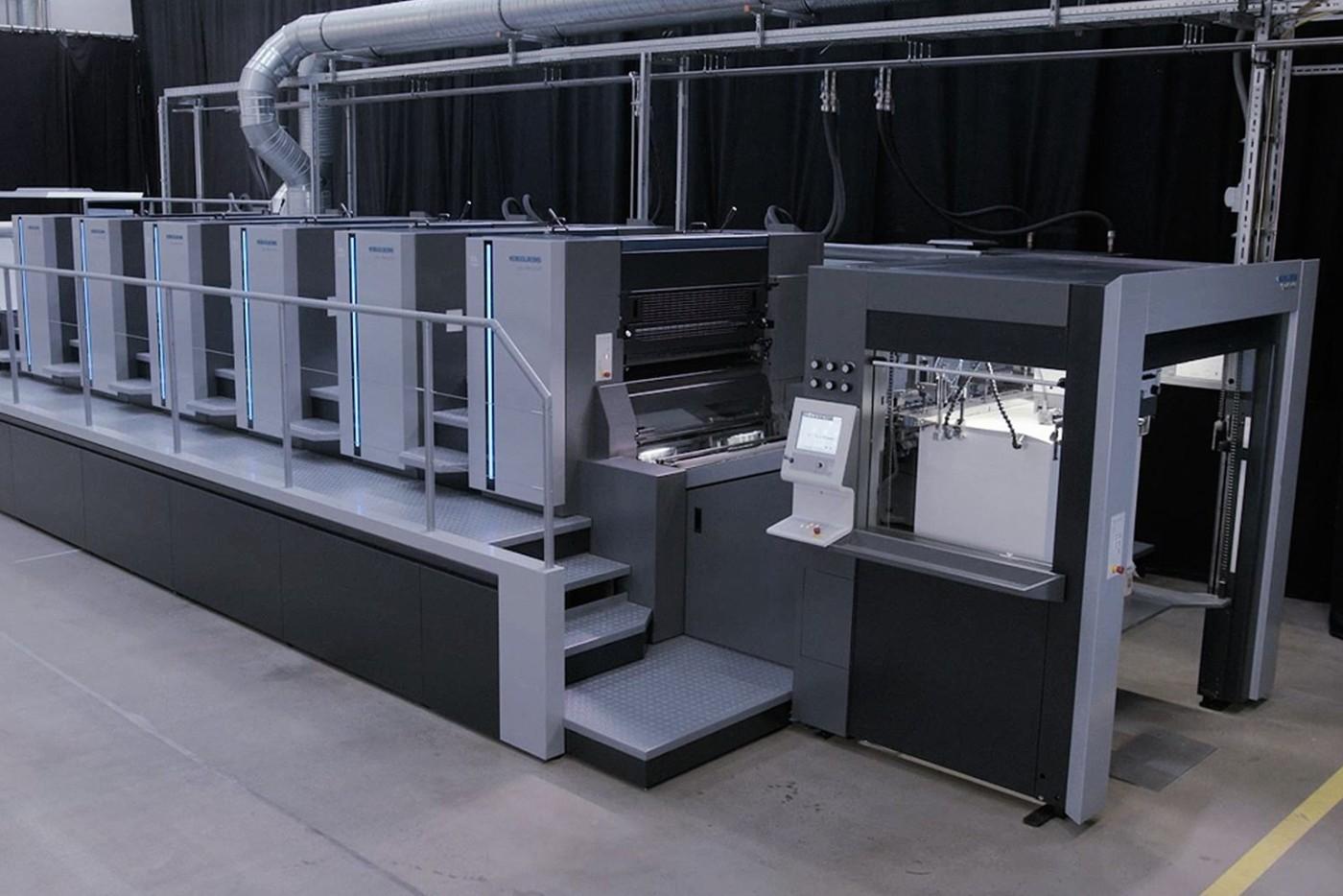 heidelberg egy szín machine