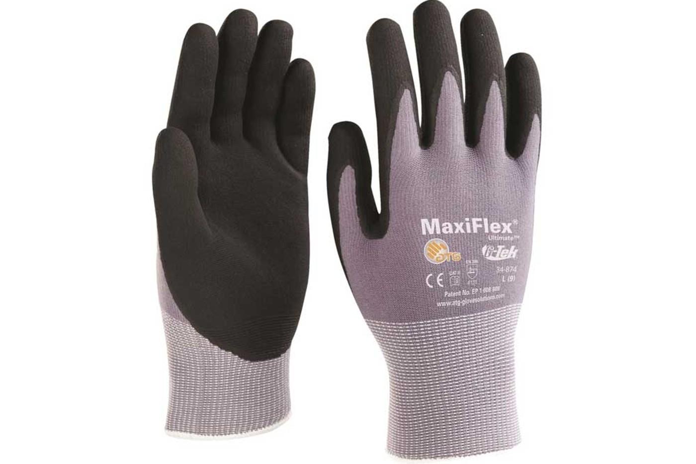 Black gloves singapore - Working Gloves Singapore